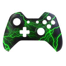 "Custom Xbox One Controller ""Lightning"" Front Shell (Matte Finish)"