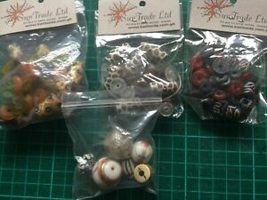 Sun Trade necklace making kits x3