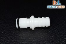 """3/8"""" Male Connector Compatible with Select Comfort Sleep Number Air Bed Chamber"""