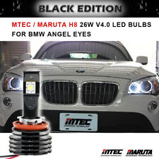 MTEC / MARUTA H8 26W V4 LED Angel Eye Bulbs for BMW E84 (xDrive25d) 09-15