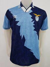 MAGLIA CALCIO SHIRT LAZIO 1994/1995 MATCH FOOTBALL ITALY SOCCER MAILLOT OLD IT91
