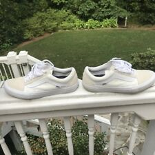 VANS OLD SKOOL PRO ROWAN ZORILLA WHITE MEN'S SKATE SHOES supreme palace ftp