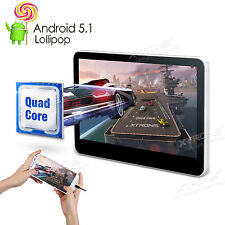 """10.1"""" Car Headrest Android 5.1 Capacitive HD 1024*600 DVD Video Player Quad-Core"""