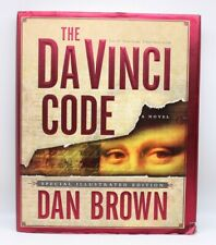 The Da Vinci Code by Dan Brown (2004, Hardcover) Special Illustrated Edition