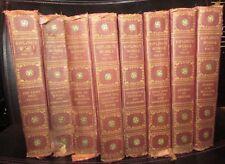 Vintage Kipling's Works Swastika Edition Vols. 2,3,4,5,6,8,9,10