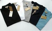 Burberry Poloshirt / Polohemd Herren 10 Farben Slim Fit S M L XL XXL