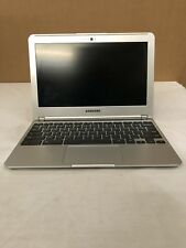 Samsung XE303C12-A01US Chromebook Silver Laptop - Parts or Repair