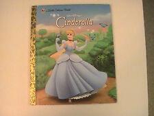 Cinderella Little Golden Book HB 2005 978-0-7364-2362-5 Fine Condition 12th