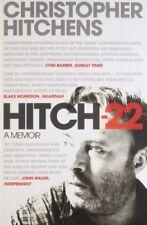 Hitch 22: A Memoir,Christopher Hitchens- 9781843549222