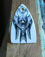 Truss rod cover Doves eye Fits PRS guitar Handmade