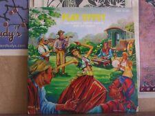 GABOR RADICS AND FAMILY, PLAY GYPSY - REGENT LP MG-6006