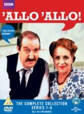 Allo Allo Series 1 to 9 Complete Collection :UK compatible DVD, sealed: