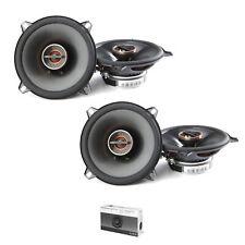"New listing 4x Infinity 5.25"" 2-Way 3 Ohm 540 Watt Black Coaxial Speakers Ref-5032cfx"
