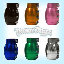 Team Dogz Grenade Clamp For Kids Pro Stunt Scooter Standard Size Bars 32mm