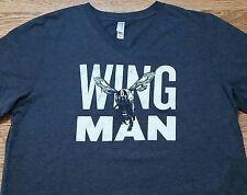 be8489300 Jack Daniel's Tennessee Honey Wingman t-shirt (XL) V-neck