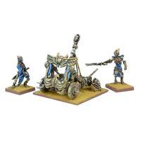 Mantic Vanguard Kings of War Empire of Dust Balefire Catapult & Crew (Unboxed)