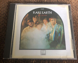 RARE EARTH - Get Ready - CD Complete In Case