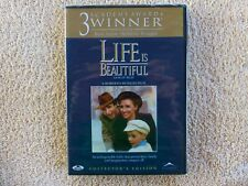 Life is Beautiful - Canadian Dvd - Collector's Edition 1st Class Ship * New *