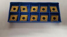 10 Stellram CNMG 120408 E-4E Carbide Inserts 432A-4E  NL40 Grade