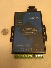 Moxa: TCF-142-M-SC - Fiber optic convertor