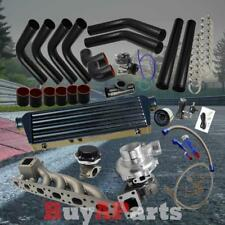 Turbo/Turbocharger + Cast Manifold Black Kit for BMW M3 E36, E46 2.5, 2.8, 3.0L