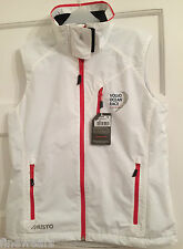Womens Musto Gilet  Water Resistant  Size 10 New