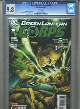 Green Lantern Corps #18 CGC 9.8 (2008) Highest Grade Only 2 @ 9.8