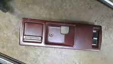 1991-1994 Caprice Roadmaster Driver left rear Door Lock Ashtray Switch OE