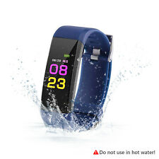 Smartwatch con Pulsómetro IP67 Reloj inteligente Pulsera Actividad Bluetooth ios
