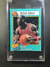 MICHAEL JORDAN 1989 - sports illustrated for kids  - EXTREMELY RARE - NBA 🏀📈