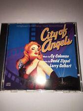 CITY OF ANGELS ORIGINAL BROADWAY CAST RECORDING CD MUSICAL