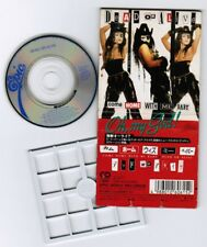 """DEAD OR ALIVE Come Home With Me Baby JAPAN 3"""" CD 3-tracks 12.8P-3070 Snapped"""