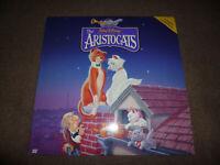 laserdisc ntsc - Disney - The Aristocats