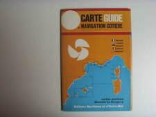 CARTE DE NAVIGATION CÔTIERE - PORT BLOC - CAP BRETON - n°1024