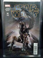 Star Wars #1 2015 (Forbidden Planet) Color Edition  Adi Granov Cover