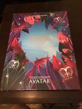 Cirque Du Soleil Toruk Book Inspired By The Movie Avatar