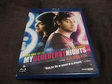 "BLU-RAY ""MY BLUEBERRY NIGHTS"" Norah JONES, Jude LAW, Natalie PORTMAN"