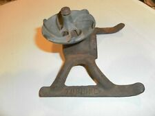 PREMAX TURBINE FLOATING HEAD CAST SPRINKLER Pat. 6/22/1926 ///FREE SHIPPING!