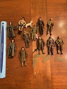 21st century toys ww2 WWII figures lot