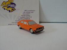 """Schuco Piccolo 05105 - VW Scirocco 1 in """" orange """" Limited Edition 1000 Stück"""