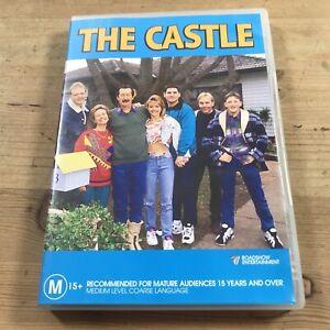 The Castle [DVD][Region 4][1997]