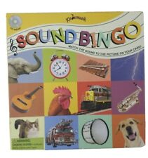 Sound Bingo Kindermusik Matching Listening Skills CD Complete Bonus Soundtracks+