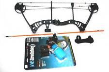Marlowe Design Fishing Bow AMS Reel - Fishing Arrow Sarion Ti Roller Red LASER
