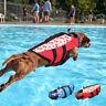 Large Dogs Swimming Dog Life Jacket Preserver Neoprene Safety Dog Clothes Vest