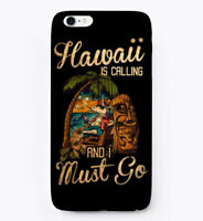 Quality Hawaii Is Calling I Must Go Gift Phone Case Gift Phone Case iPhone