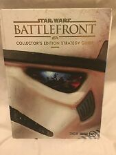Star Wars Battlefront EA Collector's Edition Strategy Guide - Hardback