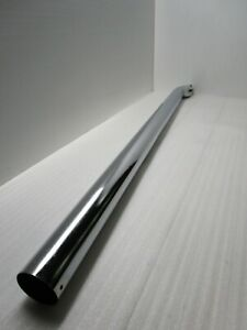 Brand New OEM Quality 101MM 2METRE CHROME STACK PIPE