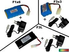 RC Toys Akkupacks 7.2V1000 mAh mit mehreren Optionen...