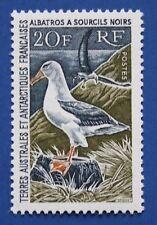 FSAT (28) 1966 Black-browed Albatross single (MNH)