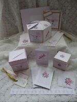 """Card Paper Crafting Printables CD:/""""Adorable Additions/"""" KC705 Baby Girl//Baby Boy"""